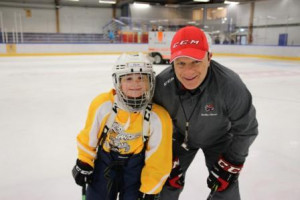 Younger Youth Hockey Players Have Fun & do Great at Our Camps!