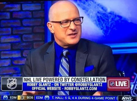 NHL Network – NHL Live: 12/7/15