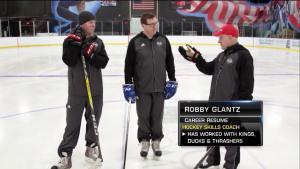 NHL Network On-Ice Segment with E.J. Hradek & Alex Tanguay