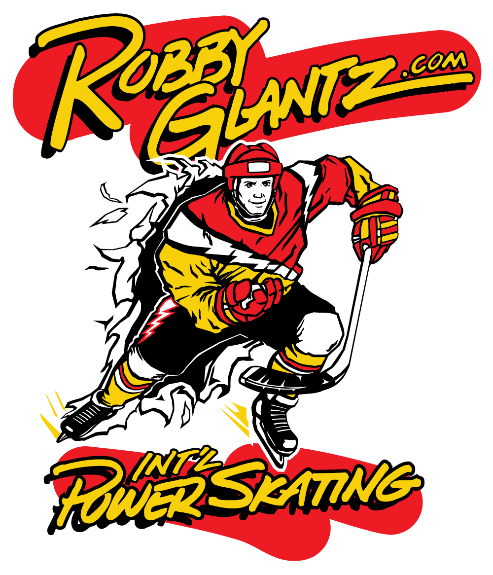 Robby Glantz Power Skating