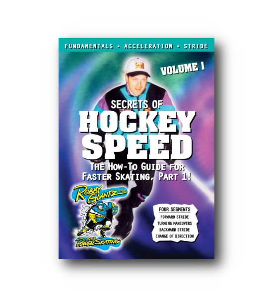 Secrets of Hockey Speed DVD Volume 1