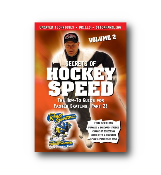 Secrets of Hockey Speed DVD Volume 2